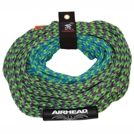 AIRHEAD 2 Section 4 Rider Tube Tow Rope