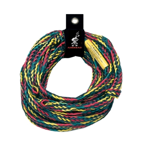 AIRHEAD Deluxe 4 Rider Tube Tow Rope