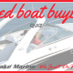 Blog - used boat buying quiz - Silver Lake Marine
